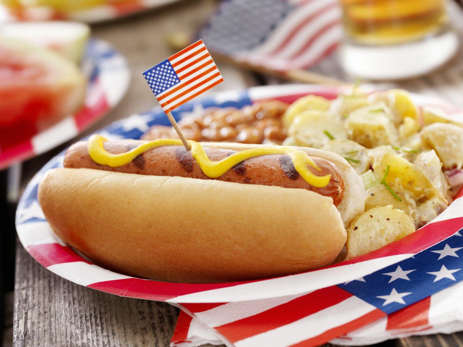 Comida Típica De Los Estados Unidos Recetas Y Mucho Más