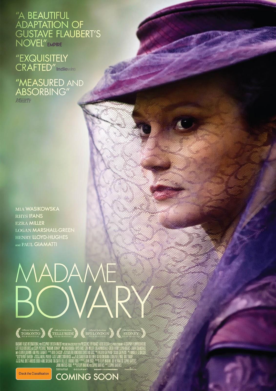 MADAME BOVARY RESUMEN