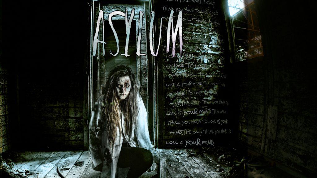 asylum libro
