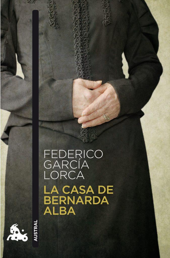 el libro La Casa de Bernarda Alba