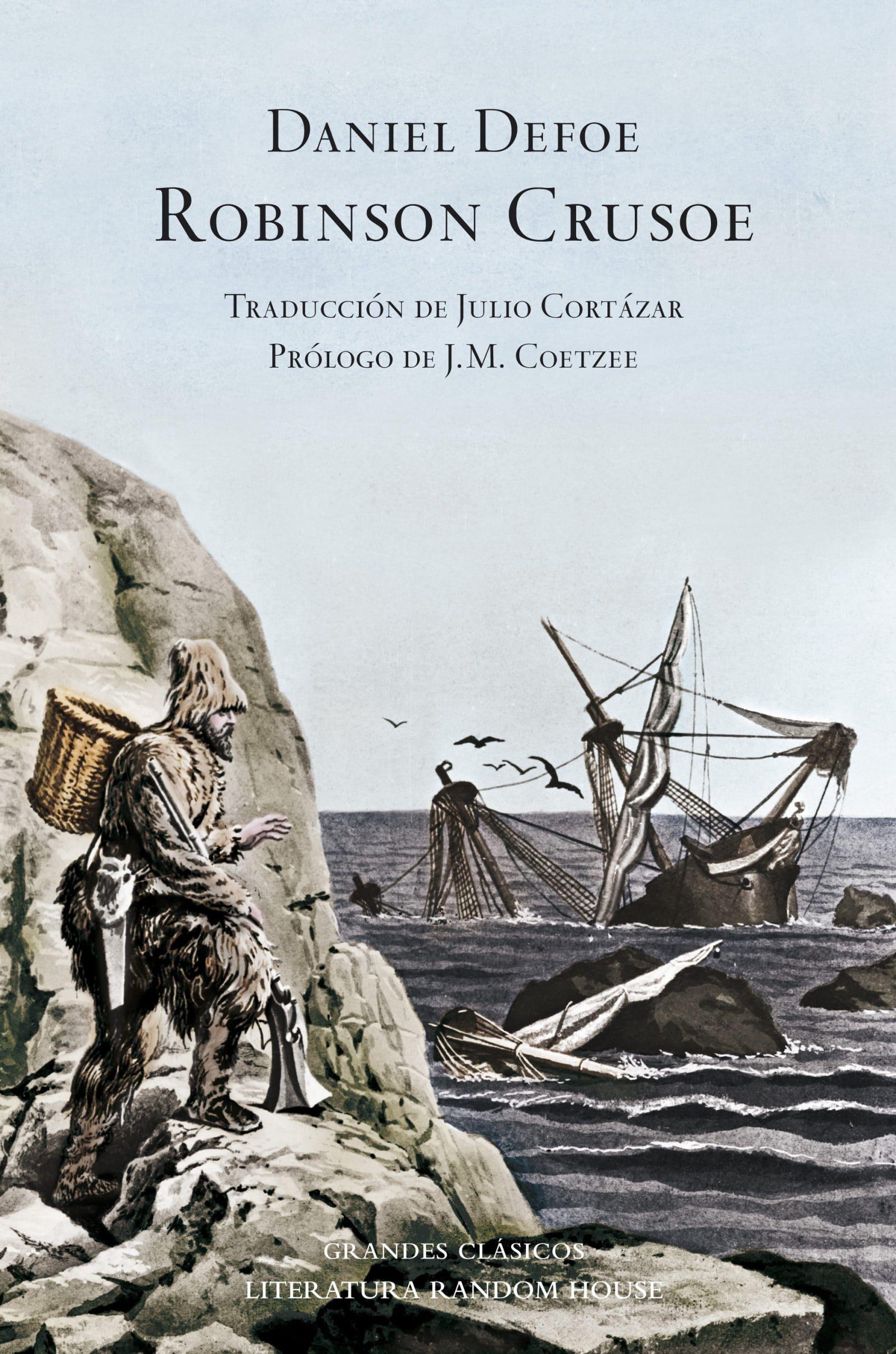 Resumen Y Analisis De Robinson Crusoe Libro