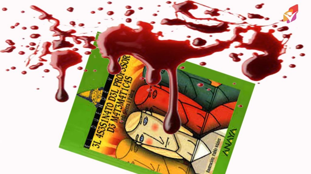 El Asesinato Del Profesor De Matematicas Libro Resumen