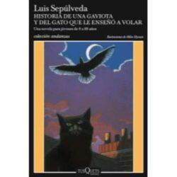 Resumen del Libro Historia de una Gaviota y del Gato que le Enseño a Volar