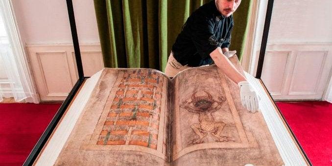 libro La Biblia del Diablo