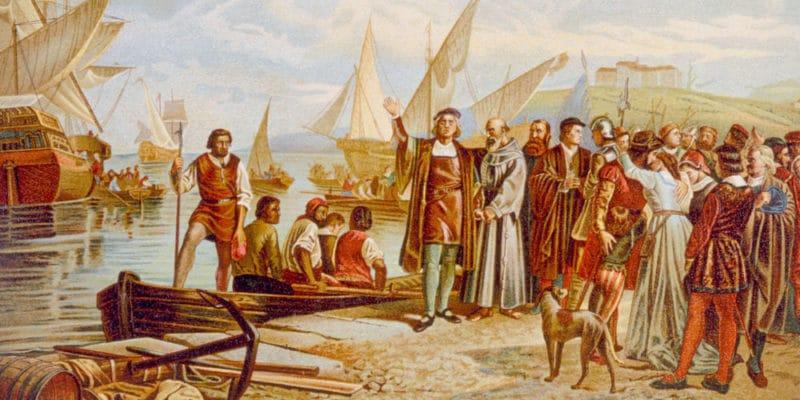 Conquista y colonia