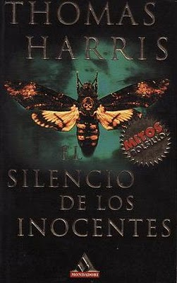 el silencio de los inocentes libro