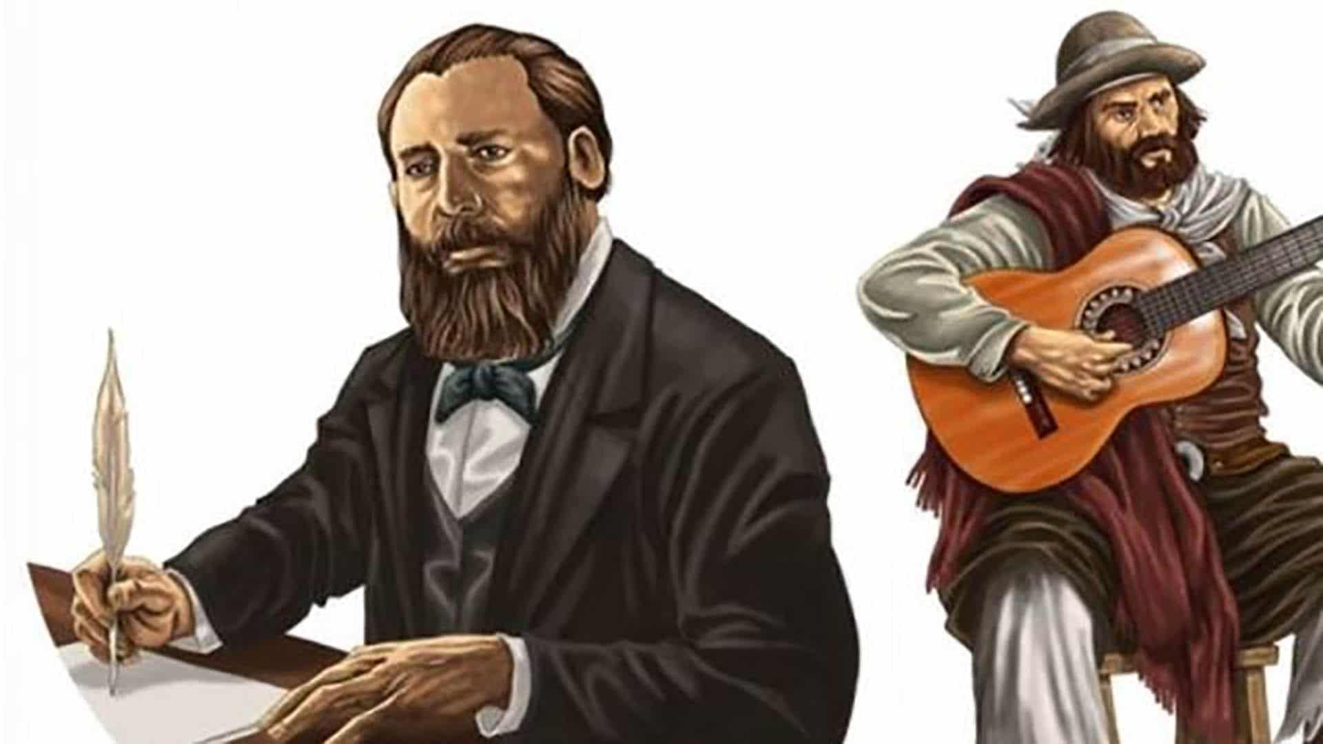 BIOGRAFÍA DE JOSÉ HERNÁNDEZ