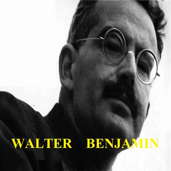 LIBROS WALTER BENJAMÍN