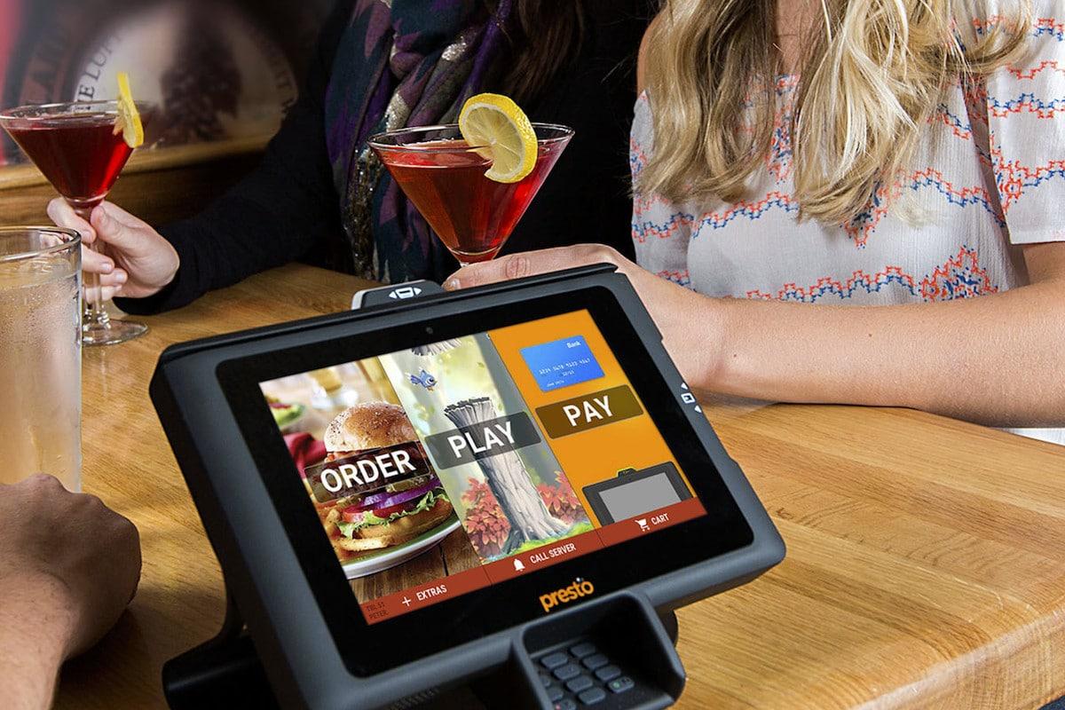 nuevas tecnologías en los restaurantes